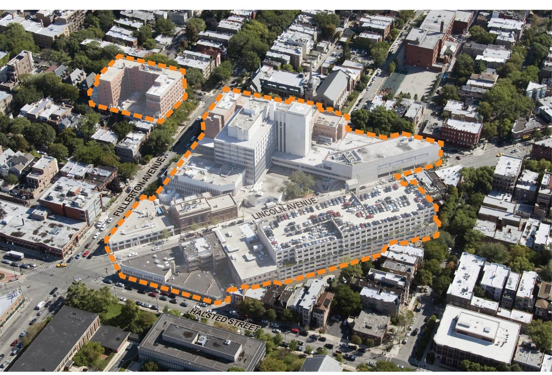 Children's Memorial Hospital Redevelopment