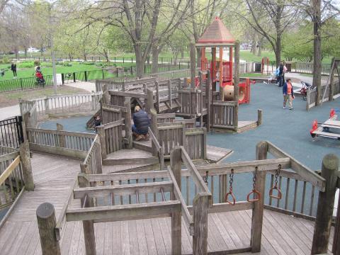 Lincoln Park Playground Guidechicago S 43rd Ward Chicago